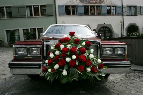Beispiel: Cadillac Fleetwood, Foto: FUNCAB.