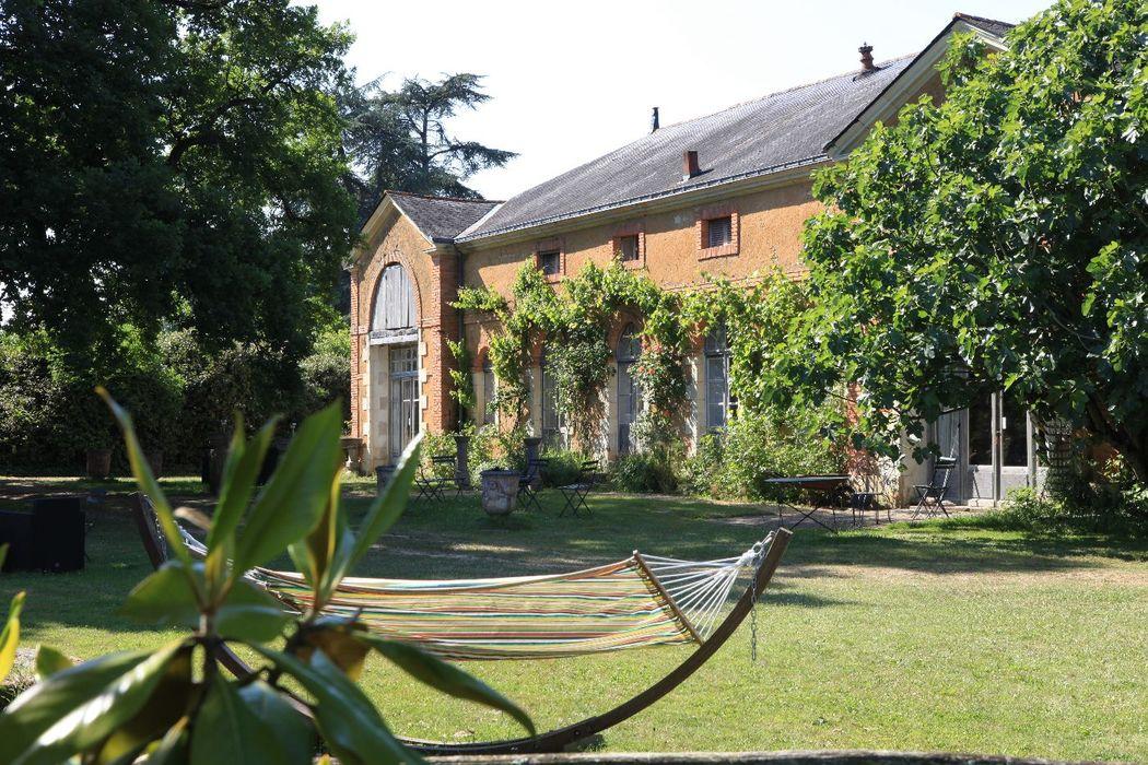 Château de Chambiers - hébergement gîte l'Orangerie
