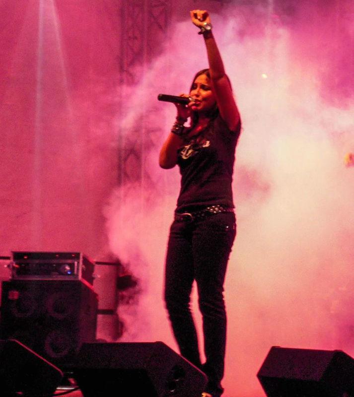 Beispiel: AngelaMusic, Foto: AngelaMusic.