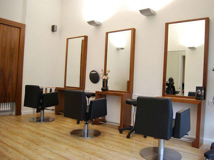 Beispiel: Der Salon, Foto: Pradco Friseur.