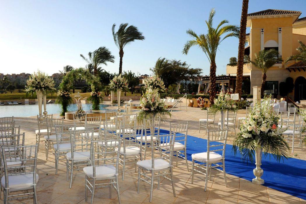 Hotel Intercontinental Mar Menor Golf Resort &Spa .