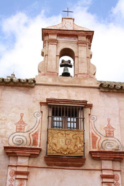 Detalle campanario Hacienda Molinillos