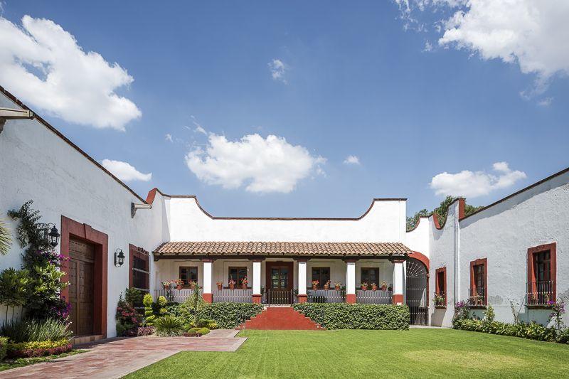 Patio Hacienda el Pedregal - Estado de México