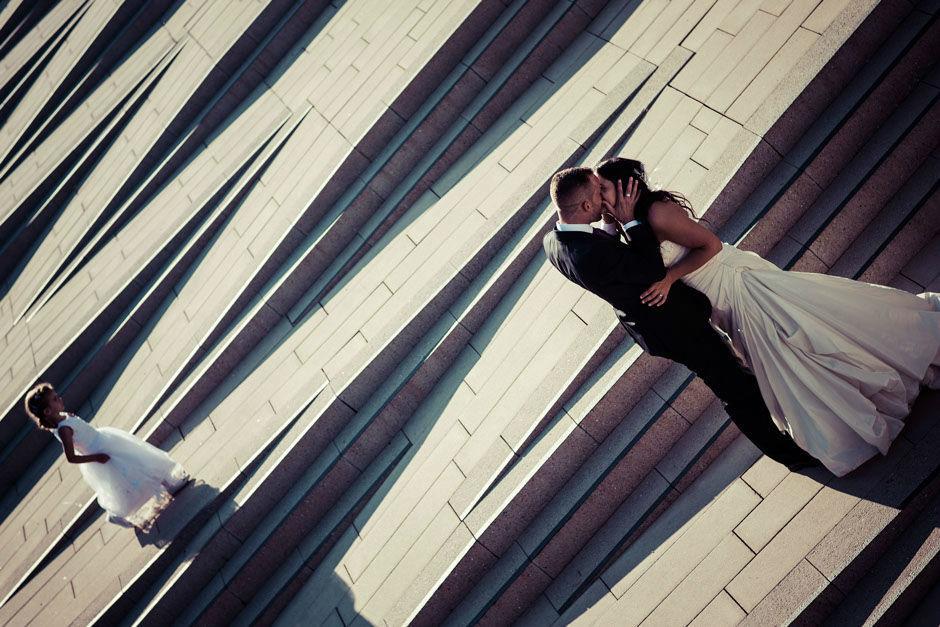 Beispiel: Innovative Hochzeitsfotografie, Foto: 0816 Pictures.