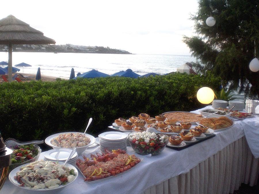Beispiel: Catering, Foto: Jane4wedding.