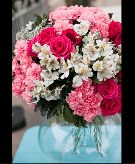 Arreglos florales - Foto Cristina Floristería