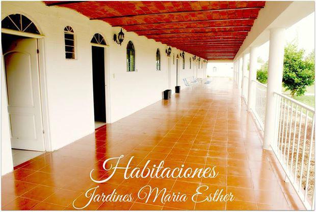 Jardines de María Esther en Jalisco