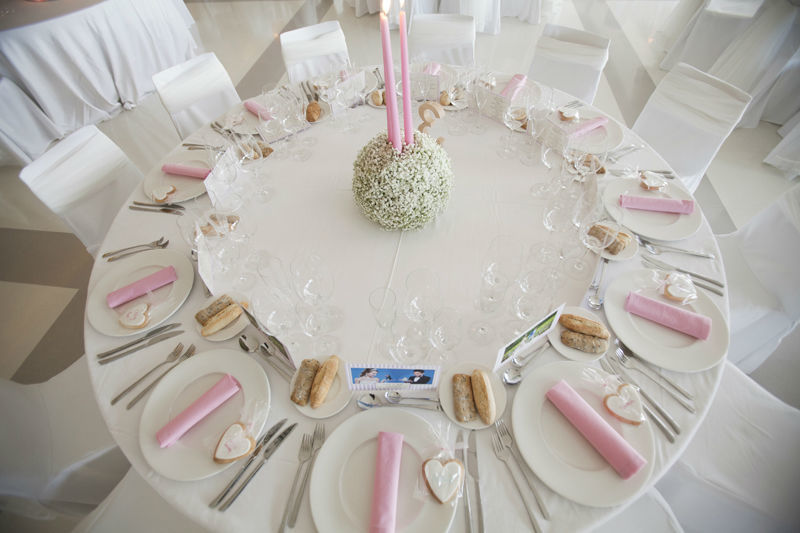 Centro de mesa - Deco Romántica