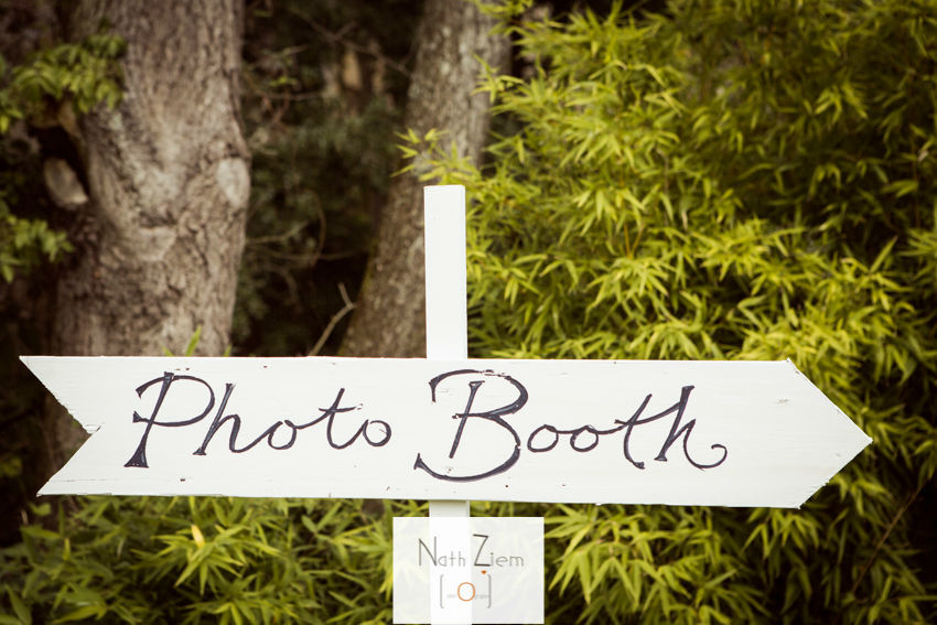 Décoration jardin by French Wedding Belles