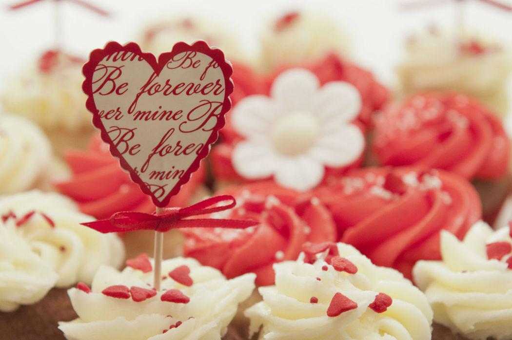 Beispiel: Hochzeitstorte, Foto: Drei Haselnüsse.