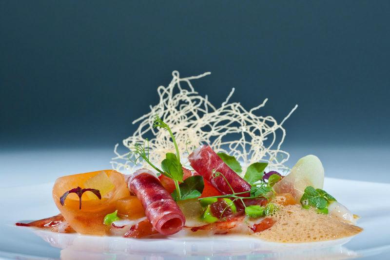 Beispiel: Gastronomie, Foto: Hotel Kronenschlösschen.