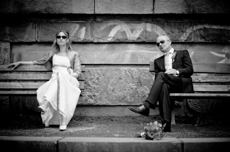 Beispiel: Hochzeitsfotos vom Profi, Foto: Fotomanufaktur Wessel.