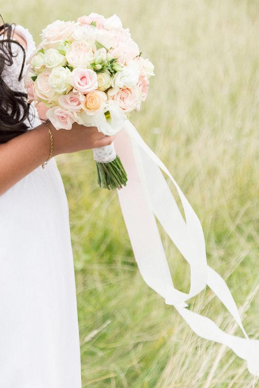 Букет невесты Свадьба Chic&roses wedding