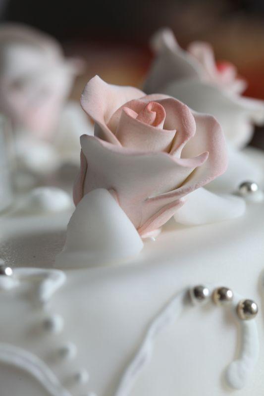Süsse Impression einer Hochzeit