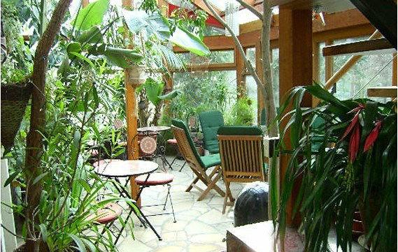 Beispiel: Der Wintergarten, Foto: Das Haus der Ideen.