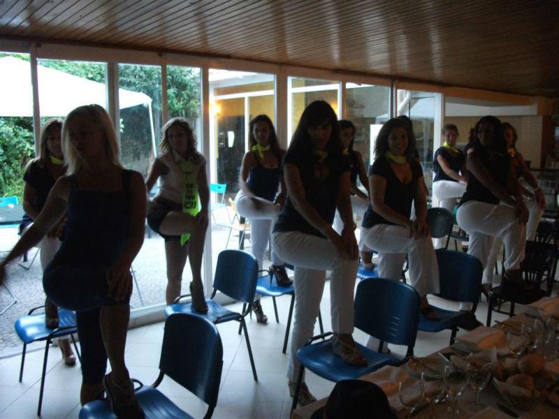 Foto: Mundial Eventos ® – Festas à sua medida ®: Workshops de Dança + Refeição+ Bolo Erótico + Animação + Guest List