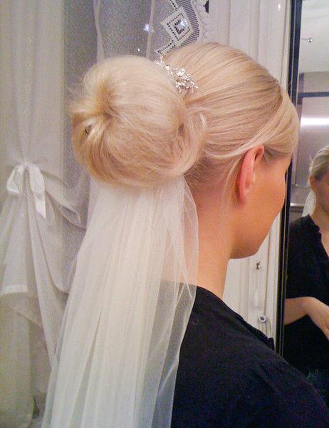 Beispiel: Einzigartige Brautfrisuren, Foto: Beauty4me.