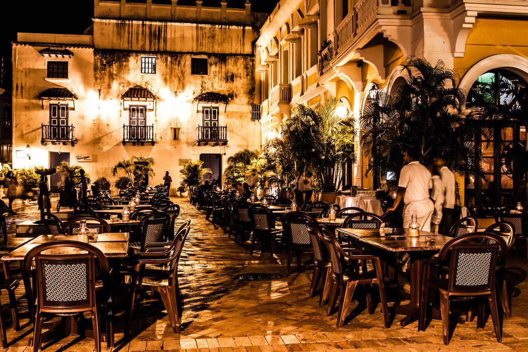 Cartagena de noche