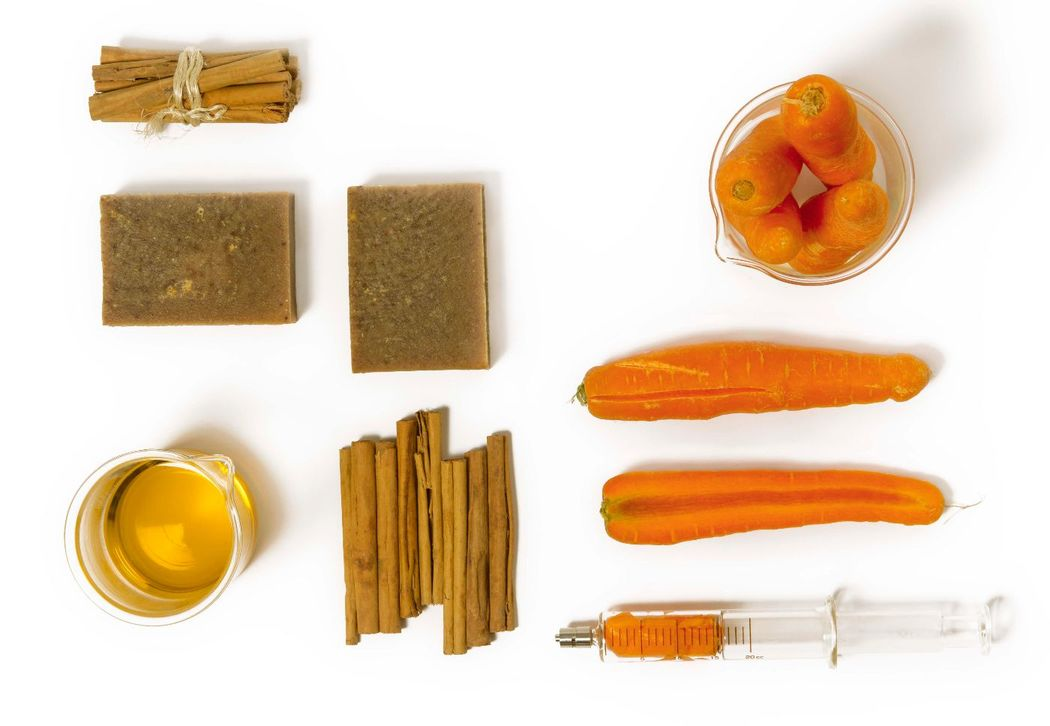 Sunlike Soap - canela & zanahoria