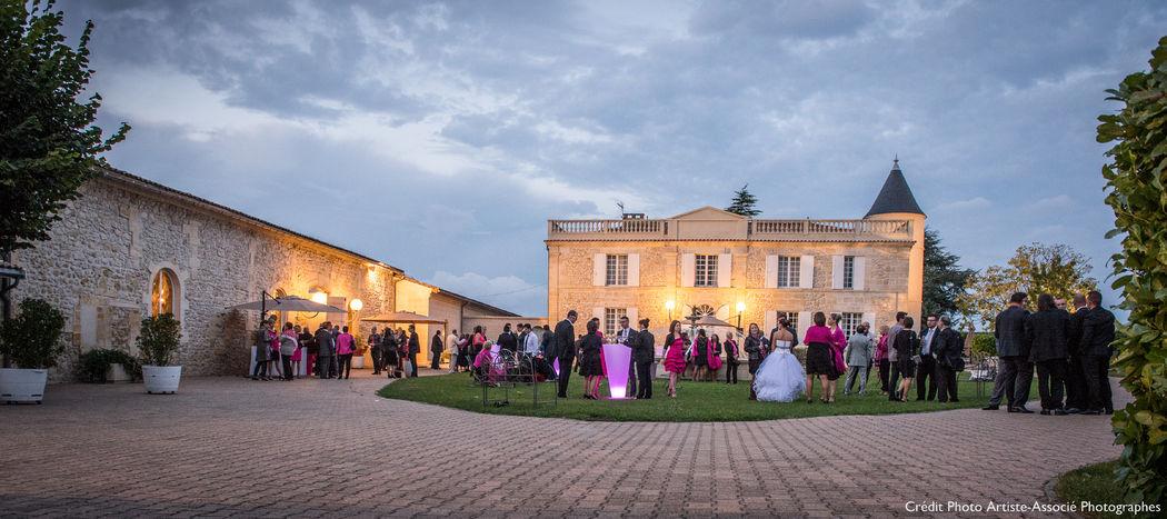 Château Lafitte - Parc