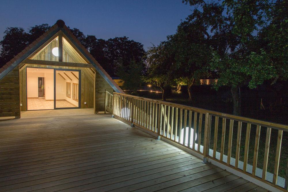 La Petite Maison : 40m² avec sanitaire...