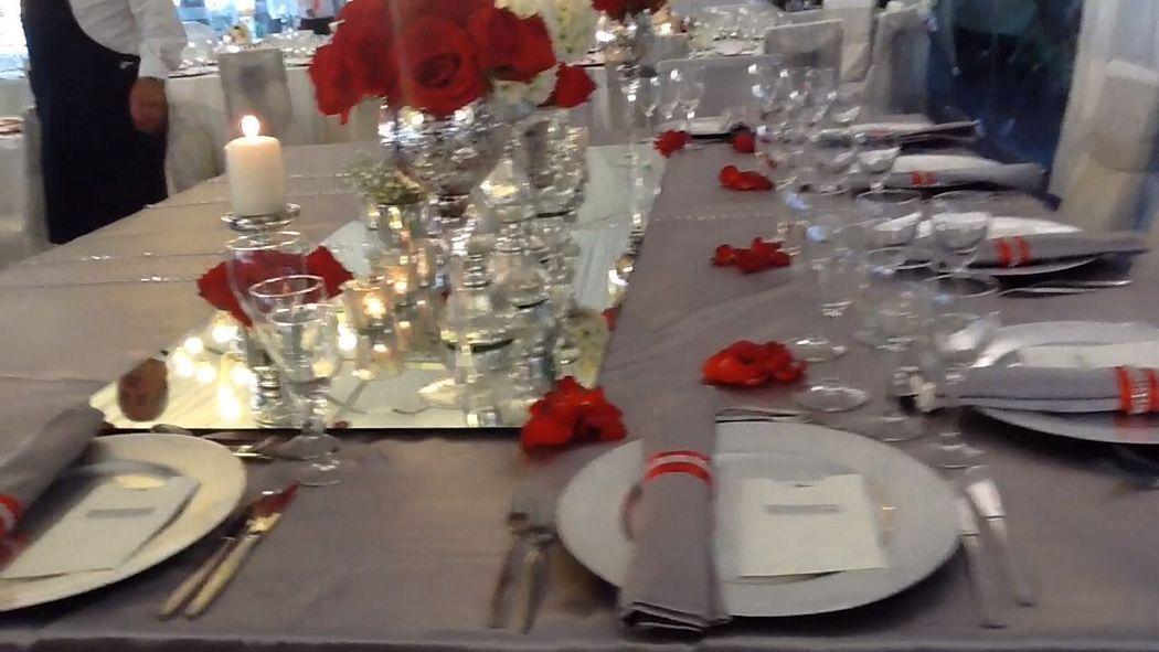 mesas honra