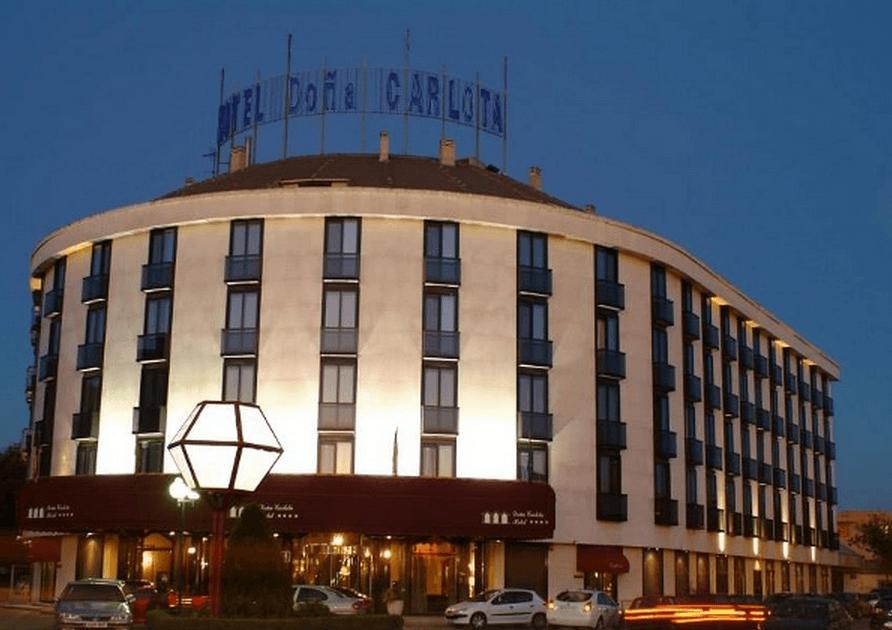 Hotel Doña Carlota.