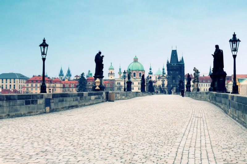 Beispiel: Historische Städte in Tschechien, Foto: Accor Hotels.