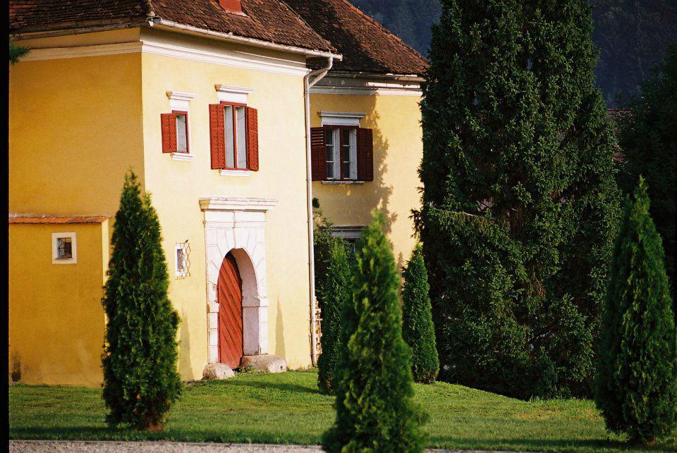 Beispiel: Schloss im Grünen, Foto: Schloss Ottersbach.