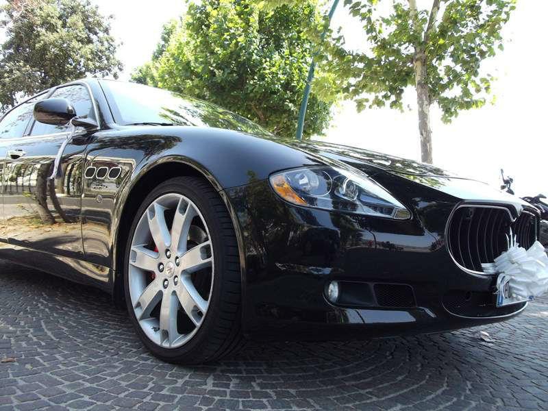 Special Rent Maserati Quattroporte GTS