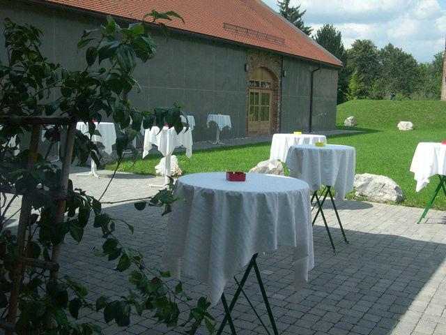 Beispiel: Terrasse, Foto: Seifenfabrik.