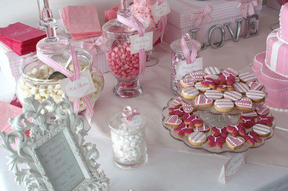 Beispiel: Candy-Bar, Foto: Traumevents.