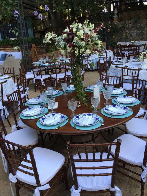 Gioia Decoração Casamento Fazenda Vila Rica