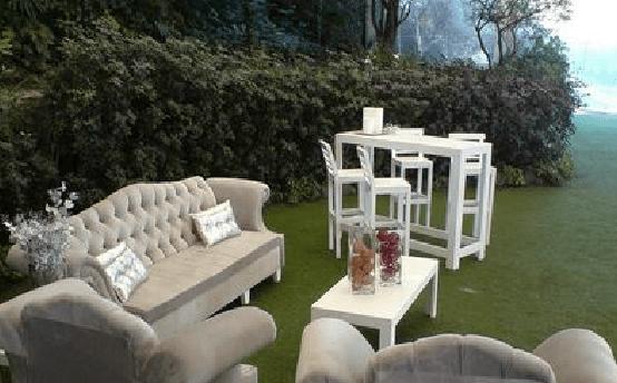 Creación de espacios que le den un aire único a tu boda - Foto Dans le monde