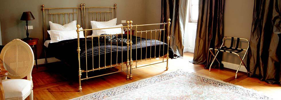 Beispiel: Hotelzimmer, Foto: Schloss Lehen.