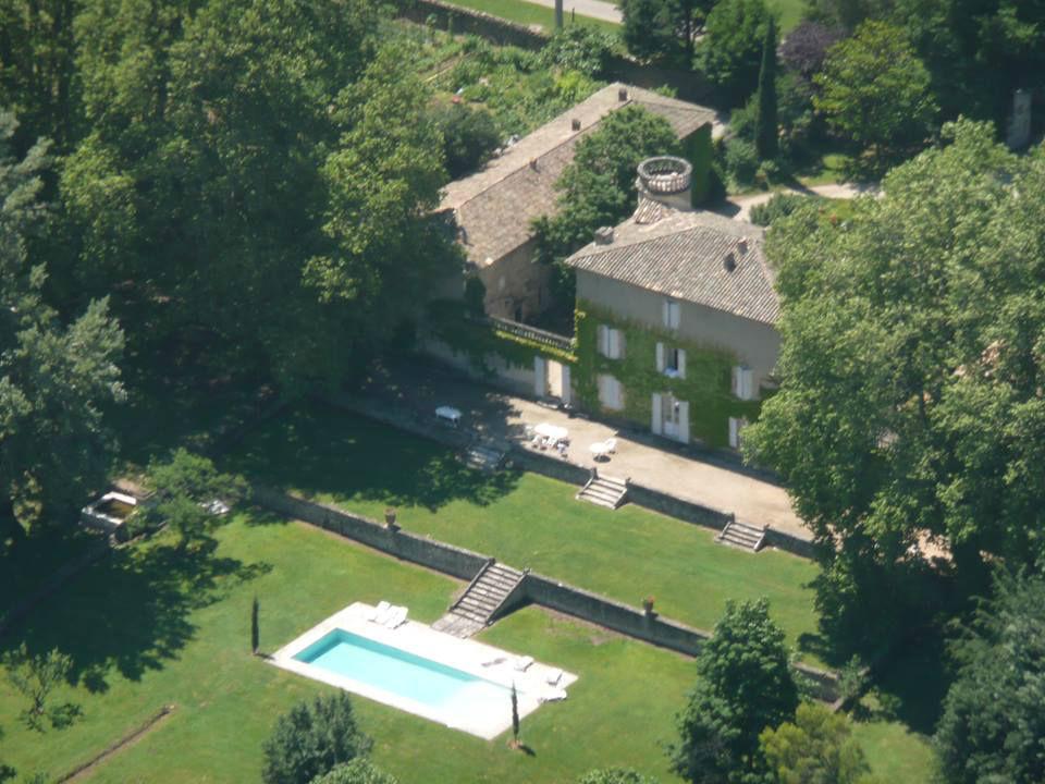 Domaine de Lamartine, côté terrasses