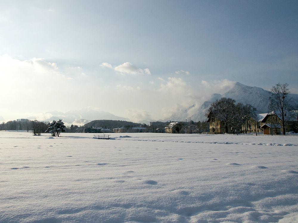 Beispiel: Winterliche Stimmung, Foto: Gwandhaus.