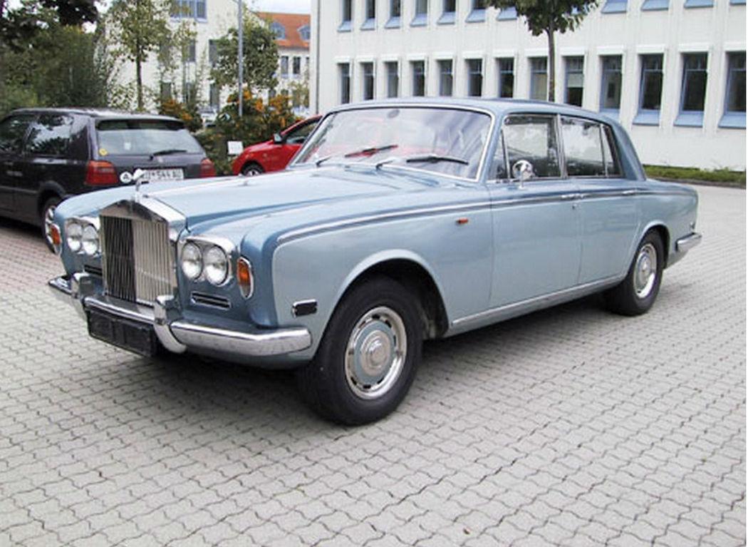Beispiel: Rolly-Royce, Fotos: auto-fritze.