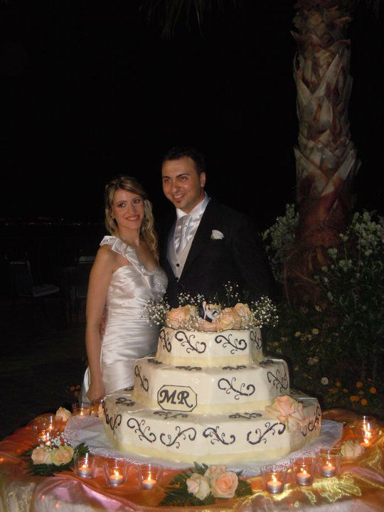 Allestimento Wedding Cake Table