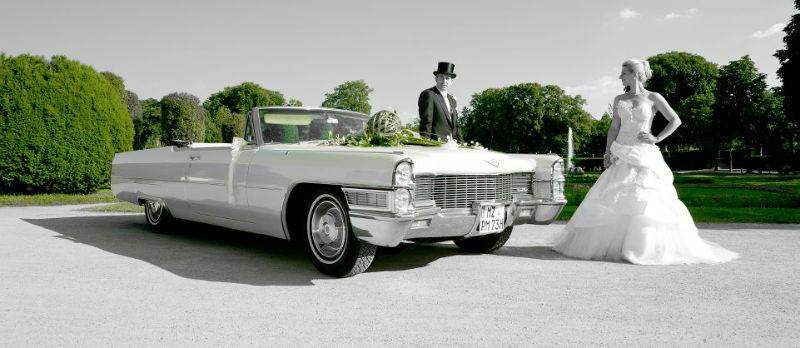 Beispiel: Hochzeitsplanung, Foto: BB Dekoration.