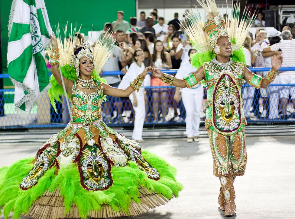 Brasile  -Carnevale Rio de Janeiro-
