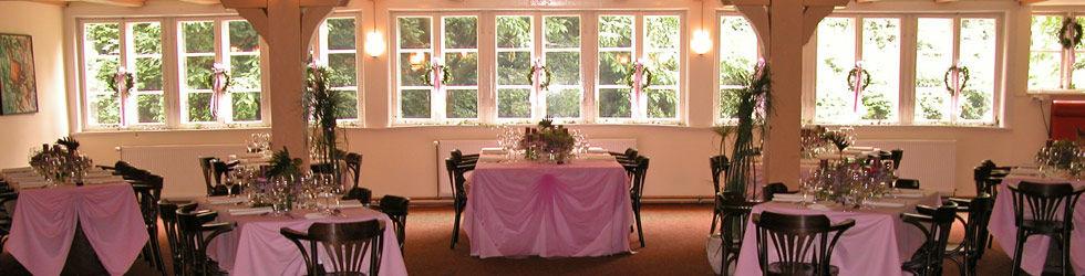 Beispiel: Hochzeitstisch, Foto: Das Bauernhaus.