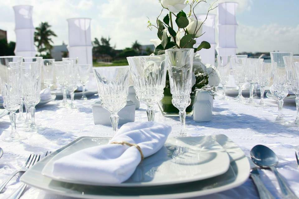 Banquetes Castellanos Zoreda, agencia de planeación de bodas en Cancún.