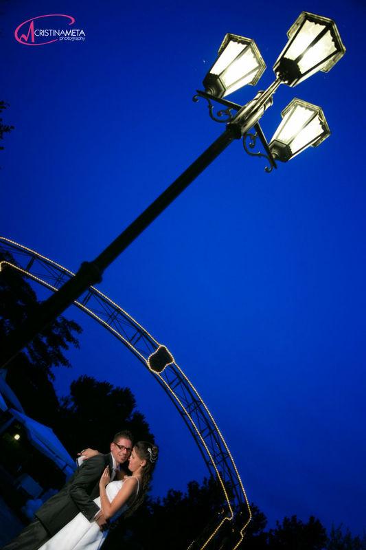 Sposi notturni fotografo Lecco