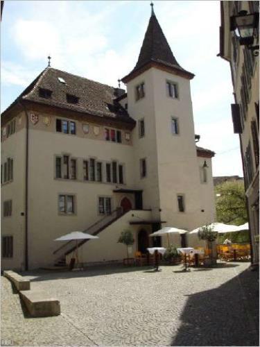 Beispiel: Außenansicht, Foto: Restaurant Rathaus.