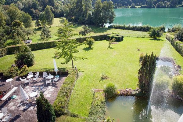 Beispiel: Blick von Terrasse, Foto: Hotel Sättele.