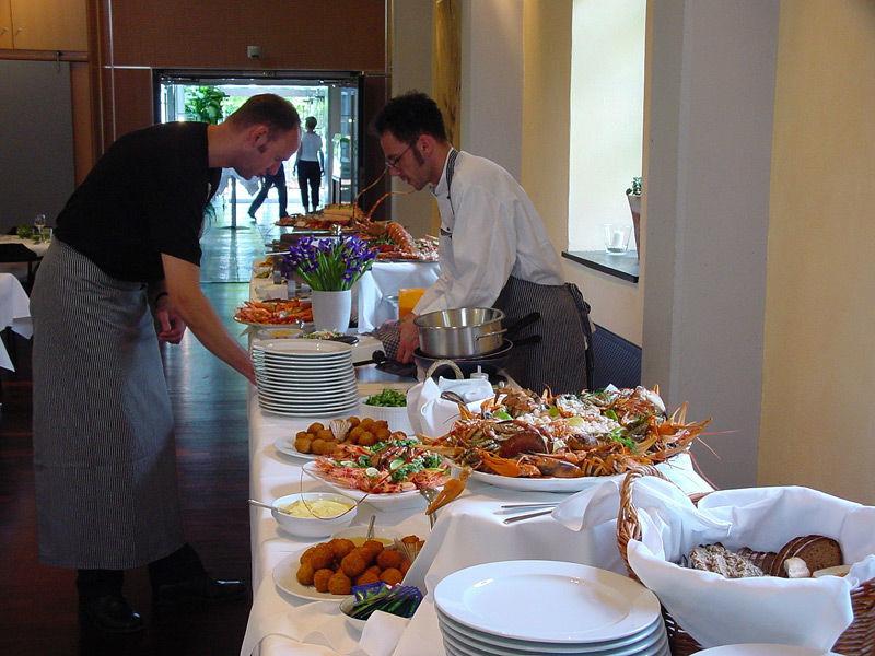 Beispiel: Service, Foto: Restaurant Art.