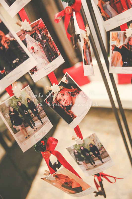 Danila Olivetti - winter wedding - photo