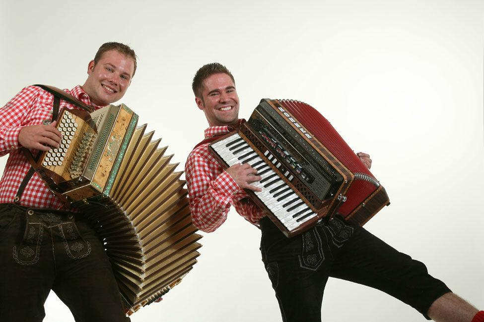 Beispiel: Oktoberfest-Gaudi, Foto: Tanzband Kostbar.