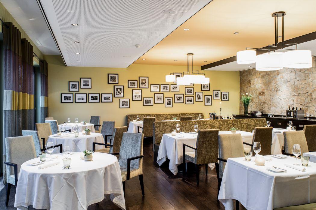 Gourmetrestaurant Osteria TRE, Foto: Hotel Bad Bubendorf.